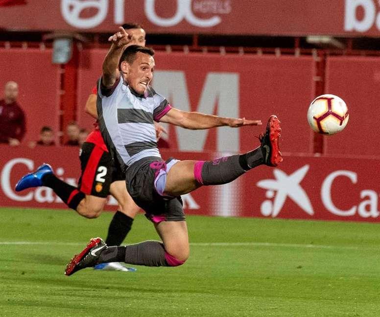 Sastre, optimista pese al buen inicio del Athletic. EFE/CATI CLADERA