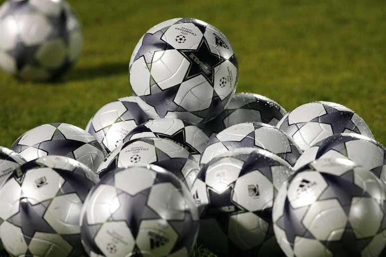 Radiografía a los clubes de Champions y Europa League. EFE