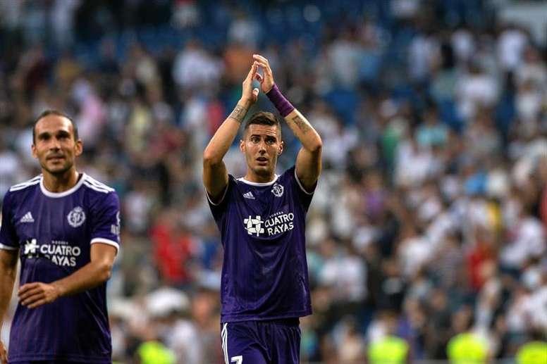 Sergi Guardiola, tranquilo pese a la falta de gol. EFE/Archivo