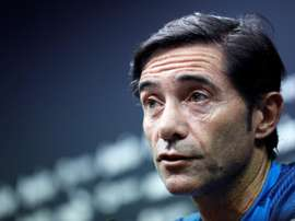 Marcelino pode assumir o Arsenal. EFE