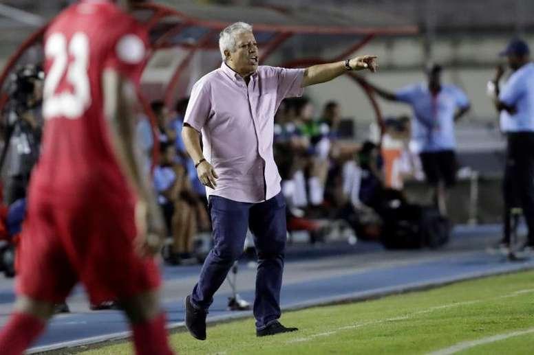 Críticas a Panamá por su derrota ante Bermudas. EFE