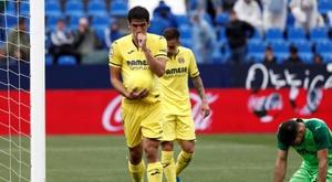Moreno é artilheiro da liga espanhola. EFE/Sebastián Mariscal