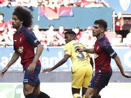 L'homme clé pour qu'Ansu Fati reste au Barça. EFE