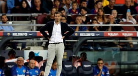 The legendary coach will be present in the Valencia coach's mind. EFE