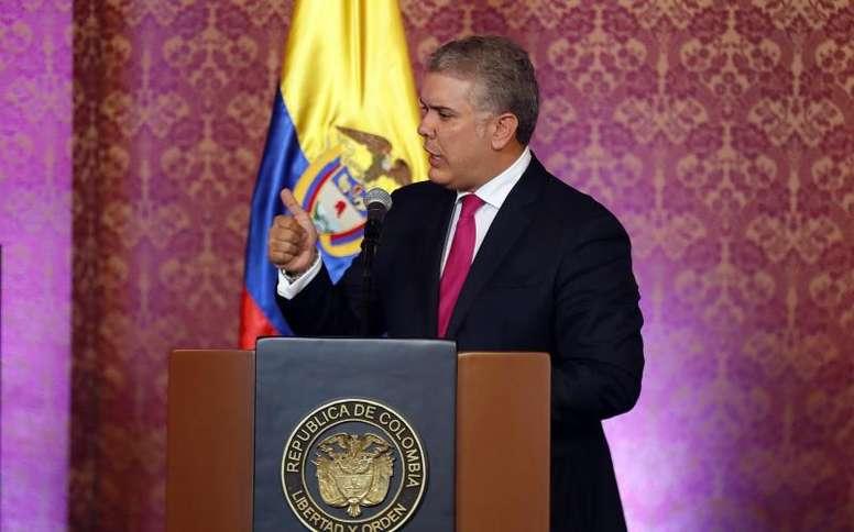 Colômbia, Peru e Equador querem a Copa do Mundo de 2030. EFE/ Mauricio Dueñas Castañeda/Archivo