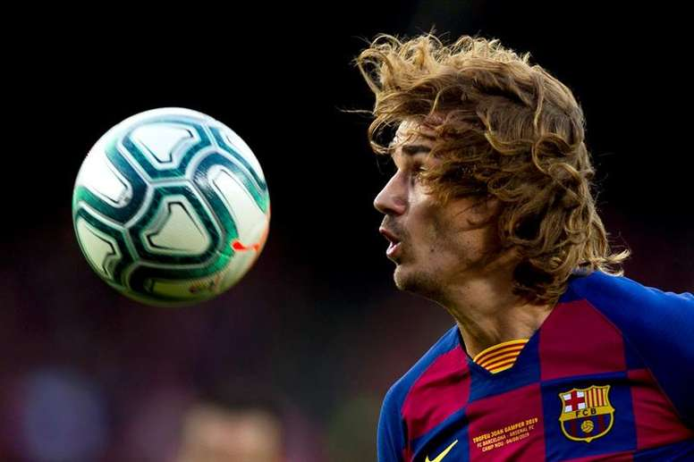 Antoine Griezmann is getting more and more criticism. EFE