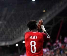 Alaba poderia chegar no Barcelona. EFE/CHRISTIAN BRUNA