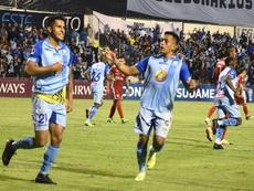 Macará, favorito al título en Ecuador. EFE