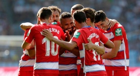 El Granada ha firmado un comienzo espectacular. EFE