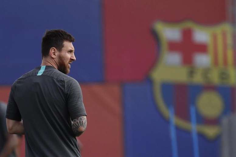 Leo Messi ya está al 100%. EFE