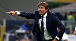 Antonio Conte ha empezado con buen pie en el Inter y avisa al Barcelona. EFE