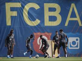 Barcelona need to sell footballers in the next transfer window. EFE/Archivo