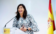 La presidenta de la CDS, María José Rienda. EFE/ Luca Piergiovanni/Archivo