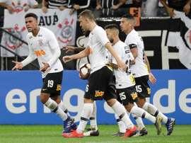 Guaraní - Corinthians: os onzes iniciais confirmados. EFE