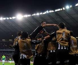 Atlético Mineiro iniciará las semifinales a domicilio. EFE/Archivo