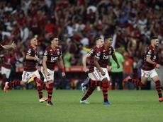 Flamengo es el club con más seguidores de Brasil. EFE/Archivo