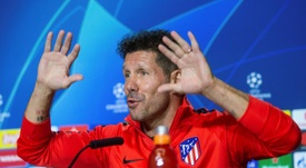 Cinco razões para acreditar...e cinco para tremer na Champions. EFE/ Rodrigo Jiménez