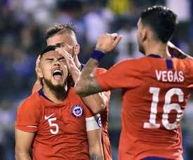 Le Chili jouera un match amical avec la Guinée en Espagne. EFE