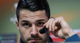 El Sevilla tendrá que pagar a Las Palmas. EFE