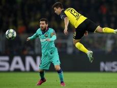 Los ocho nombres propios de Dortmund. EFE