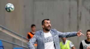 Grenade prépare la réception du Barça avec des absents. EFE