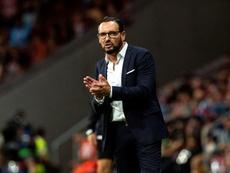 La ilusión del regreso del 'EuroGeta' contra el Trabzonspor de Sturridge. EFE/ Rodrigo Jiménez