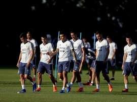 L'Argentine jouera deux matches amicaux. EFE