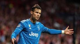 A Cristiano Ronaldo se le ha olvidado marcar a balón parado. EFE