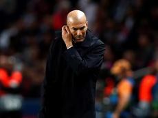 Ex del Madrid opinan sobre la derrota en París. EFE
