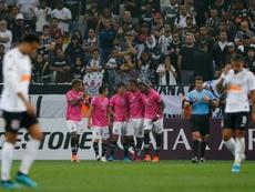 Ecuador vibró con la victoria de Independiente. EFE