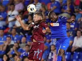 L'UEFA sanctionne l'Étoile Rouge et Trabzonspor. EFE