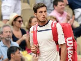 El tenista español Pablo Carreño. EFE/ Caroline Blumberg/Archivo