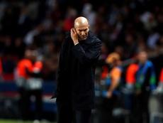 Dos plazas con miuras para Zidane.EFE/EPA/IAN LANGSDON