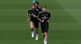 Valverde é o Pogba de Zidane. EFE/JJ Guillén