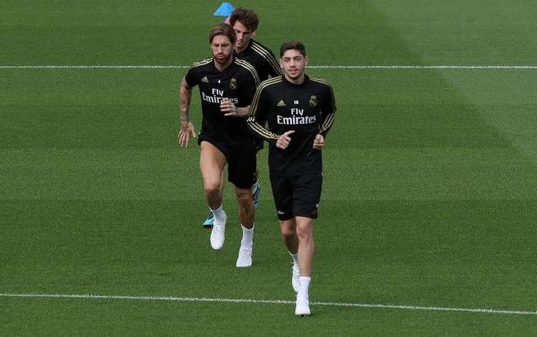 El Madrid, al asalto del Bernabéu. EFE
