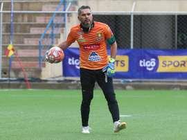 Daniel Vaca no piensa en la retirada. EFE