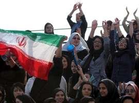 Novos movimentos a favor das mulheres no Irã. EFE/Archivo