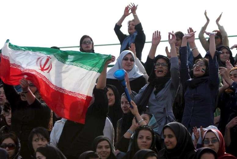 Las mujeres siguen luchando en Irán por la igualdad. EFE