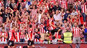 Athletic é o time menos vazado do campeonato. EFE/Javier Zorrilla