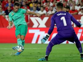 Sevilla-Madrid y Cádiz-Barça: LaLiga pide paso tras una intensa semana europea. EFE