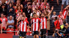 El Athletic encabeza la tabla con el Madrid. EFE