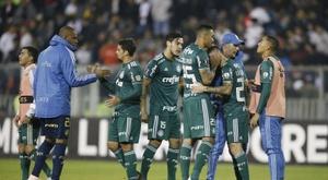 Palmeiras se mantiene al acecho de Flamengo. EFE