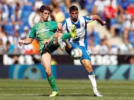 Boca Juniors lancera une offensive pour Calleri cet été. EFE