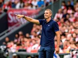Las claves del liderato del Athletic. EFE/Javier Zorrilla