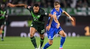 Wolfsburgo y Hoffenheim empatan a aciertos y errores. EFE