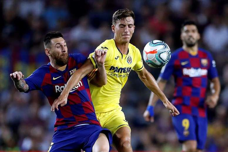 Pau Torres is wanted by Arsenal. EFE