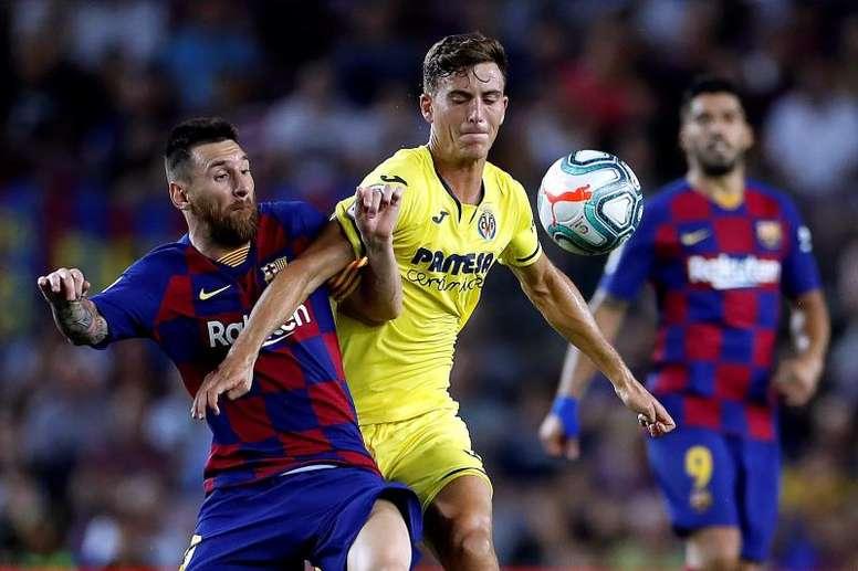 Pau Torres gusta a Arsenal, Chelsea y City. EFE