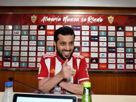 Almeria are changing coach again. EFE