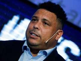 Ronaldo aurait trouvé un club à acheter au Portugal. EFE/ David Fernández