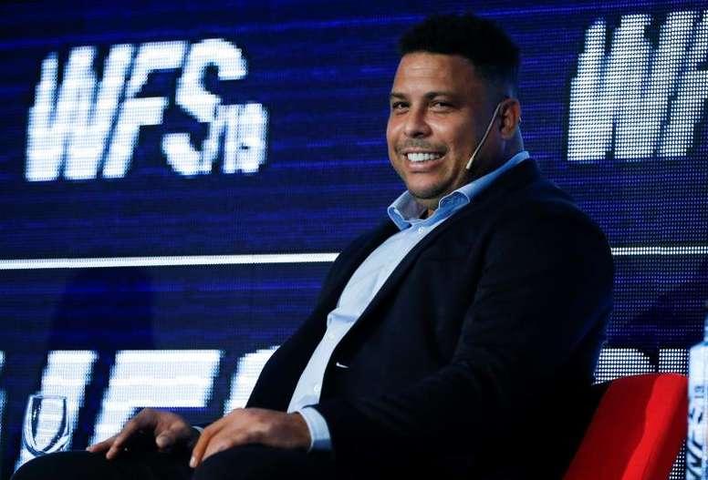 Ronaldo quer comprar um clube em Portugal. EFE